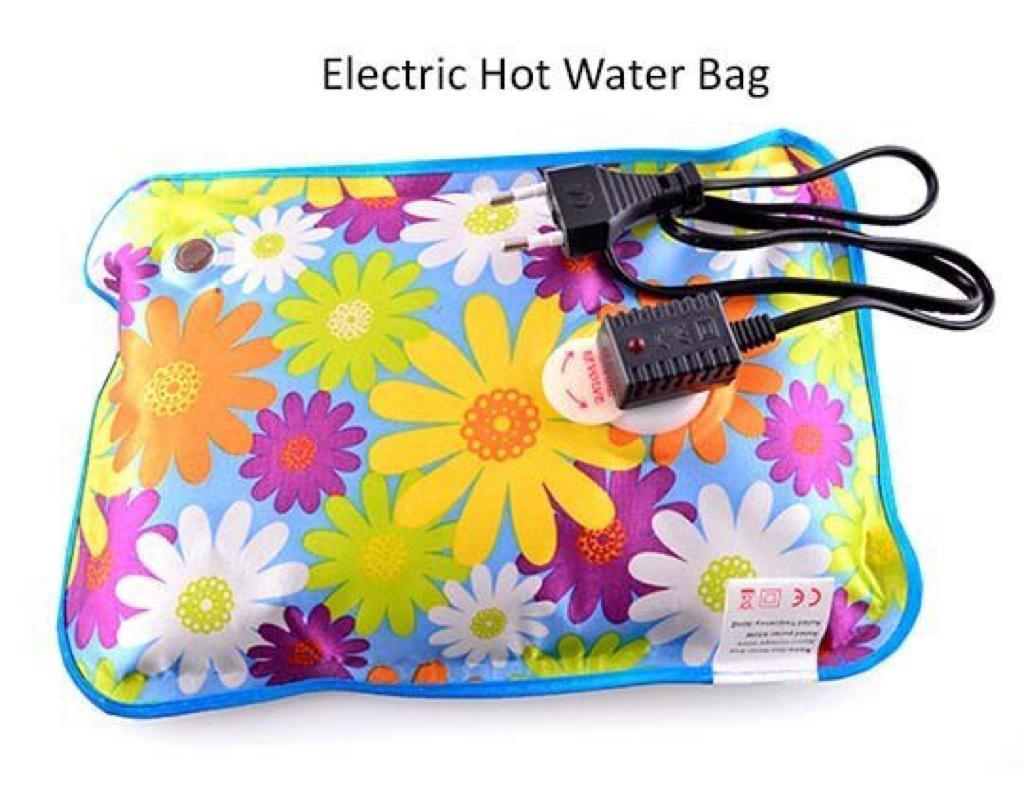 خرید کیسه های گرم برقی طرح دار