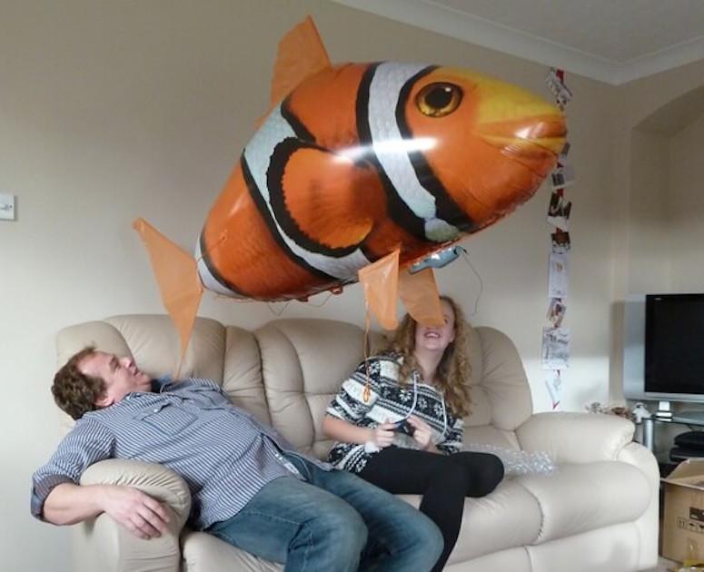 خرید پستی  ماهی کنترلی پرنده