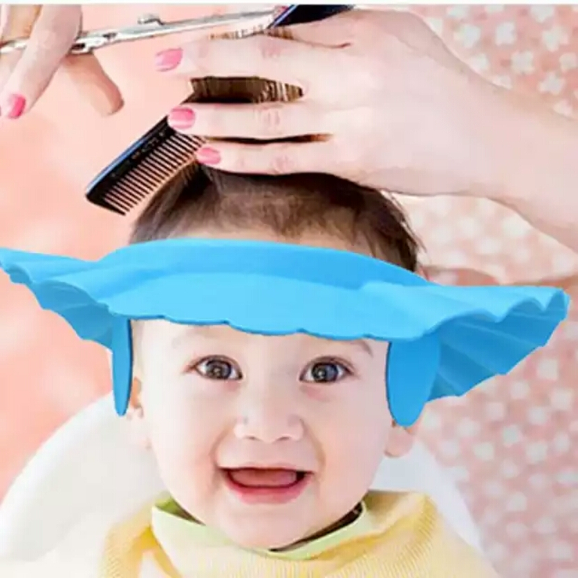 خرید پستی  کلاه حمام و اصلاح موی کودک