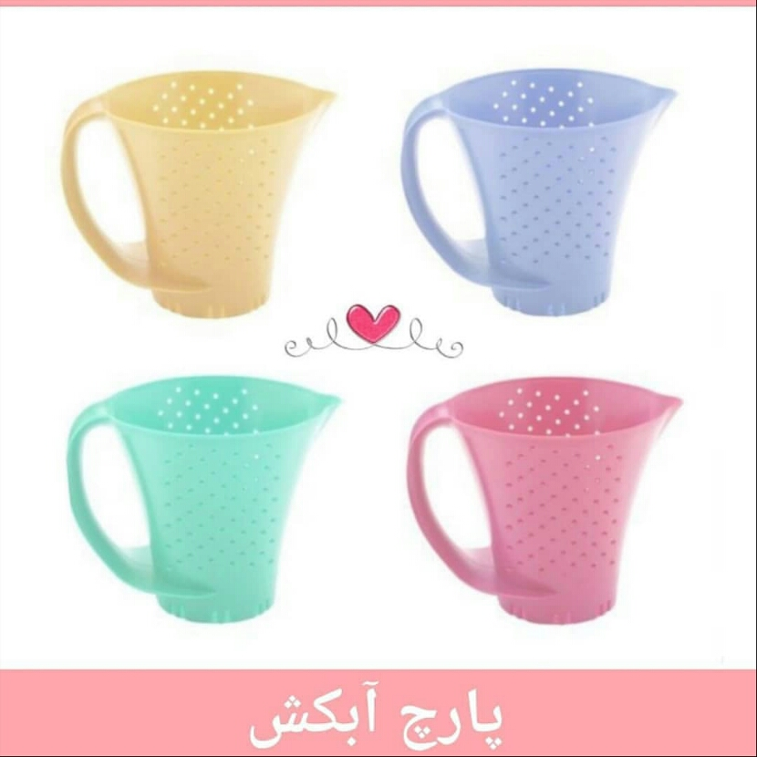 خرید پستی  پارچ دسته دار(مدل صافی)