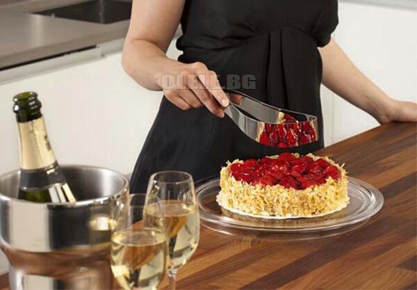 خرید قالب استیل فلزی مخصوص برش کیک تولد