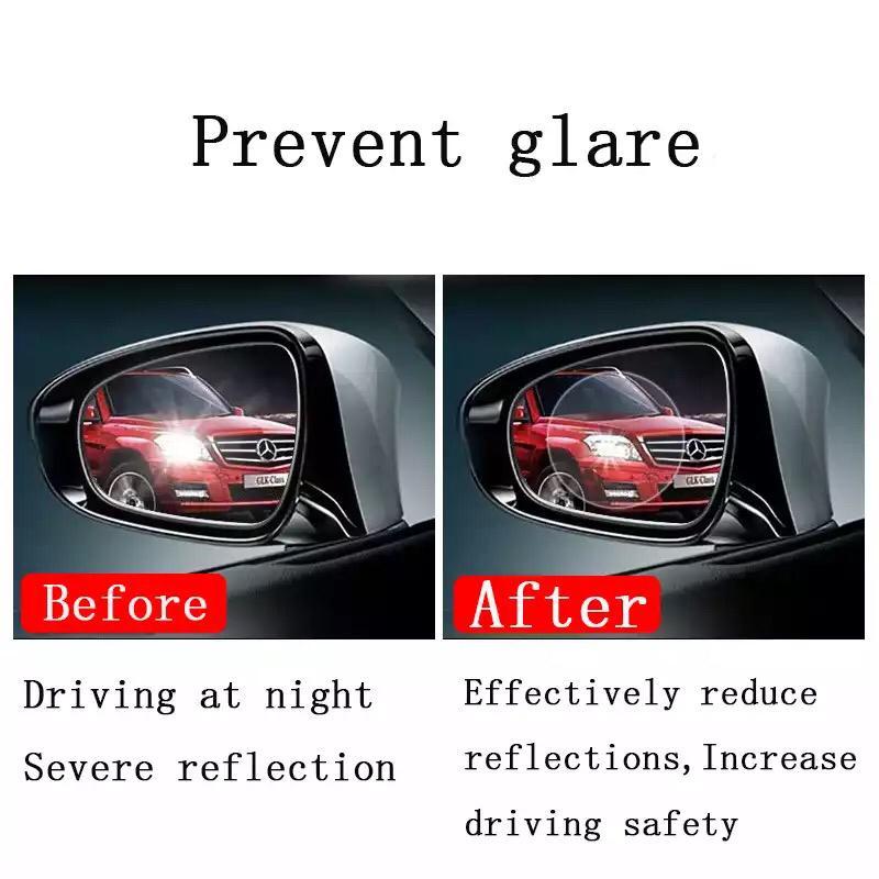 خرید پستی  گلس محافظ آینه ی خودرو