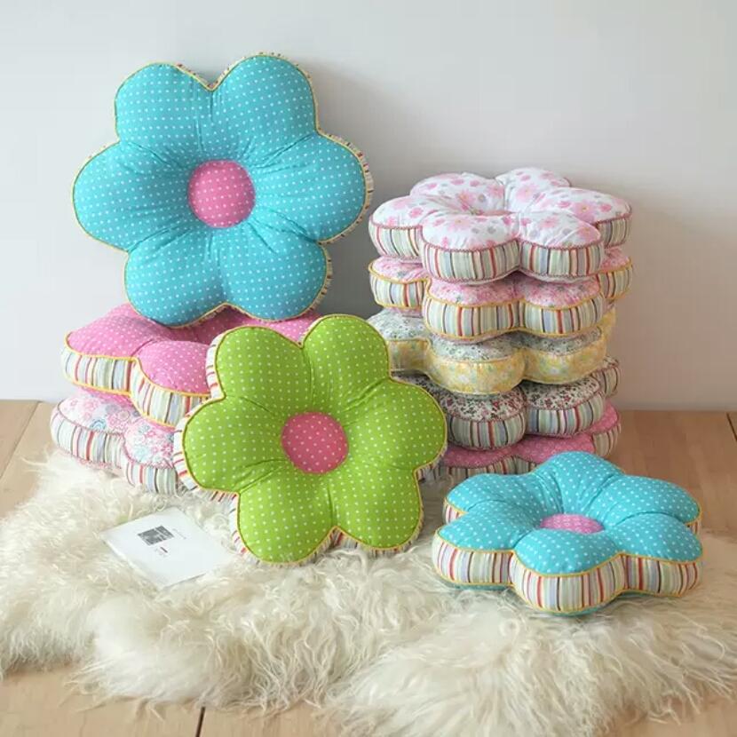 خرید پستی  بالشتک مبل و صندلی طرح گل