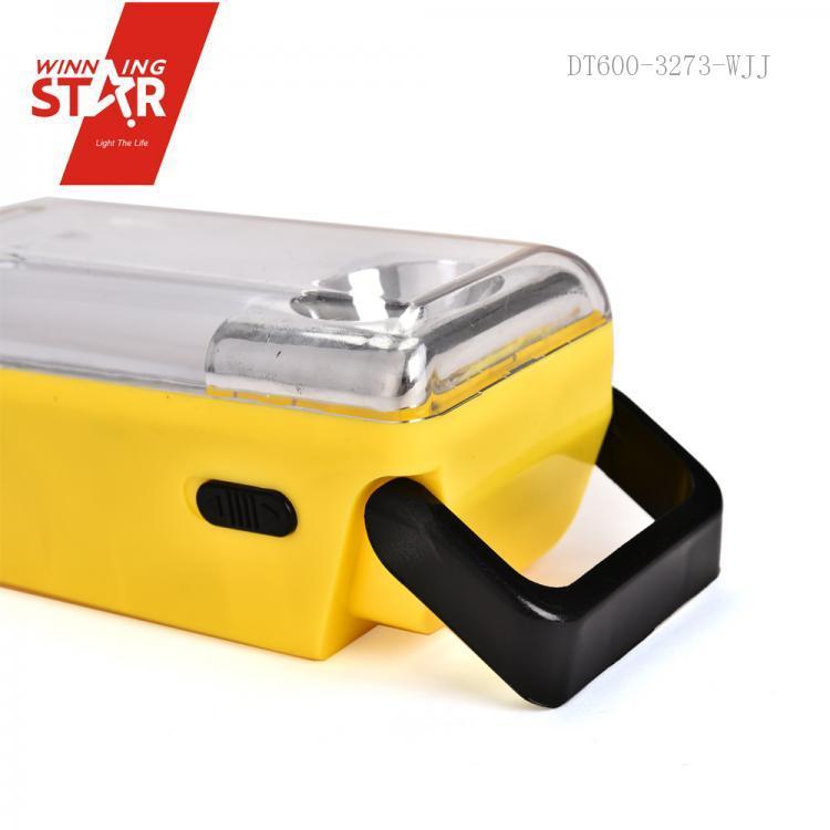 خرید پستی  چراغ قوه اضطراری دو منظوره SS-5803A