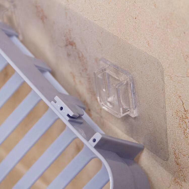 خرید پستی  شلف نگهدارنده دیواری 2عددی