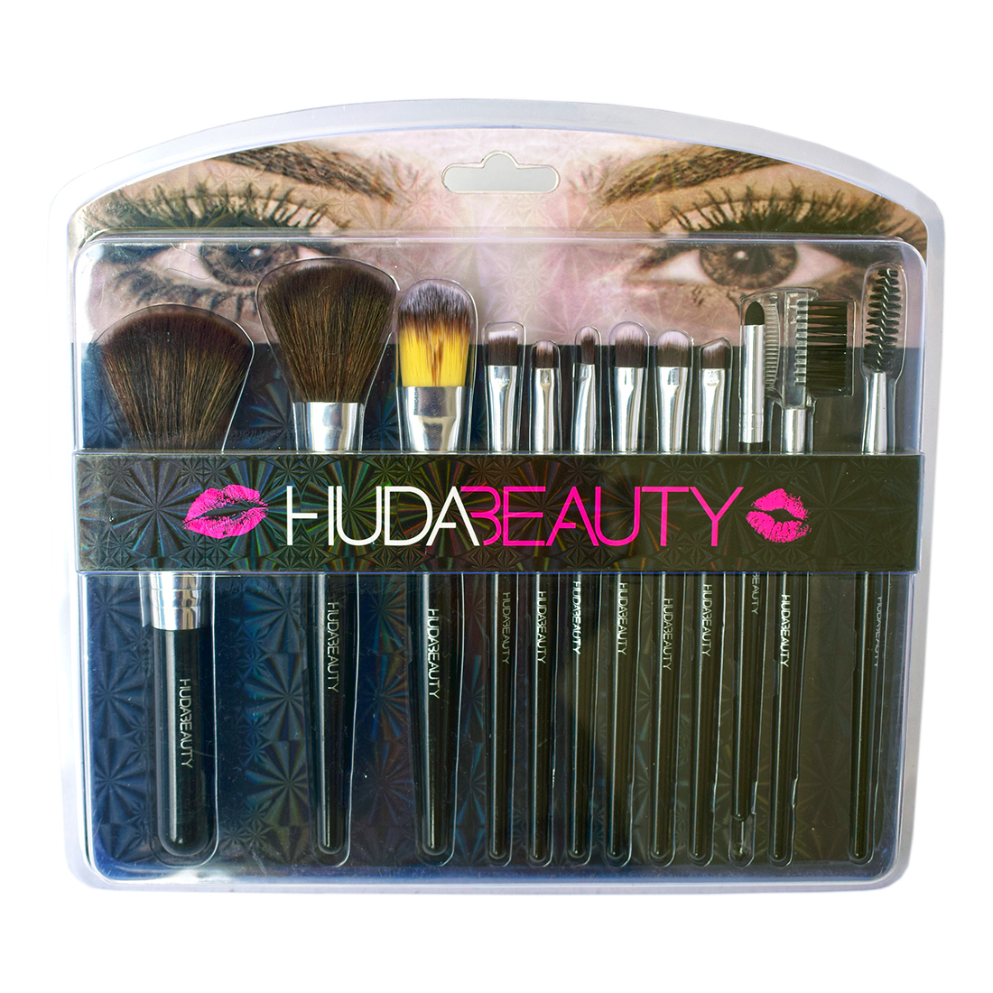 خرید پستی  ست براش هودا بیوتی huda beauty