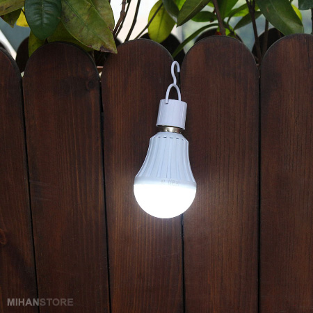 خرید پستی  لامپ جادویی چند کاره سیار