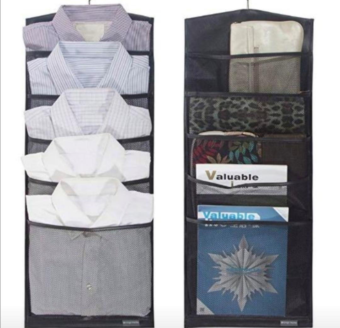 خرید پستی  آویز نگهدارنده لباس مردانه