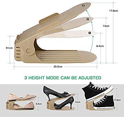 خرید پستی   نگهدارنده ی کفش مدل تاشو2عددی