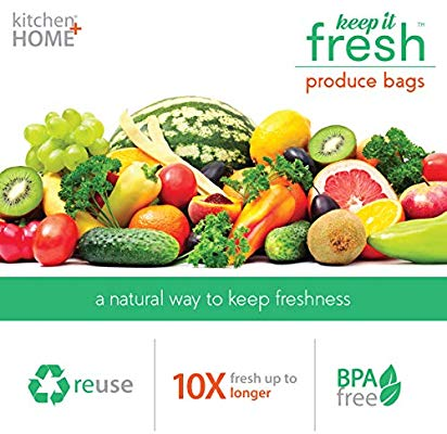 خرید پستی  کیسه های تازه نگهدارنده مواد غدایی 2عددی keep it fresh
