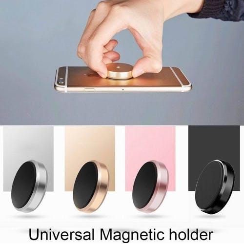هولدر نگهدارنده سکه ای مغناطیسی موبایل گوشی تبلت و لوازم