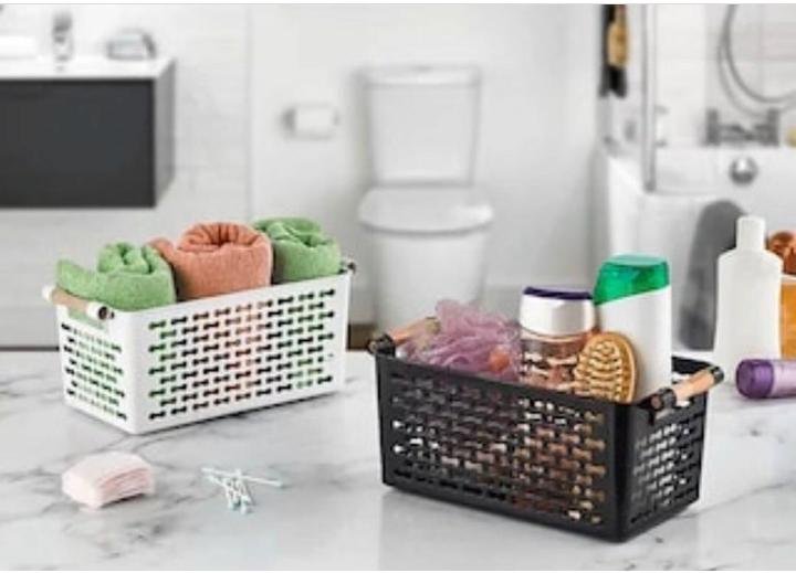 خرید سبد پلاستیکی چند کاربردی دسته دار شیک و زیبا 2020