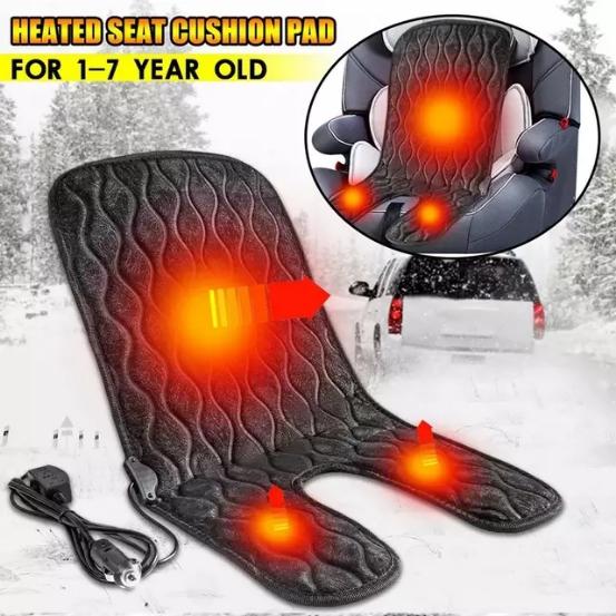 خرید پد گرمایشی صندلی خودرو کودکانه بچه گانه 2020