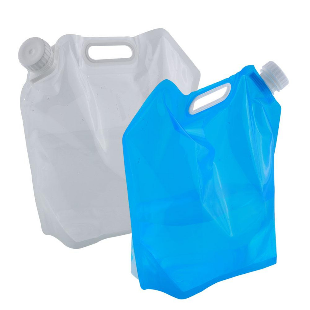 خرید پستی  گالن آب تاشو 5لیتری