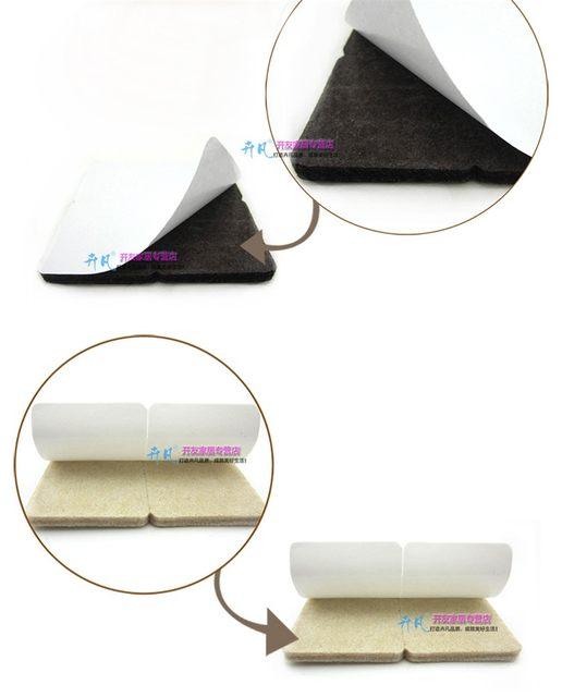 خرید پستی  زیر مبلی محافظ پایه مبل در سه شکل