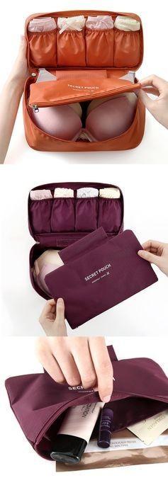 خرید کیف زیپ دار مسافرتی لوازم مهم زنانه مردانه 1399