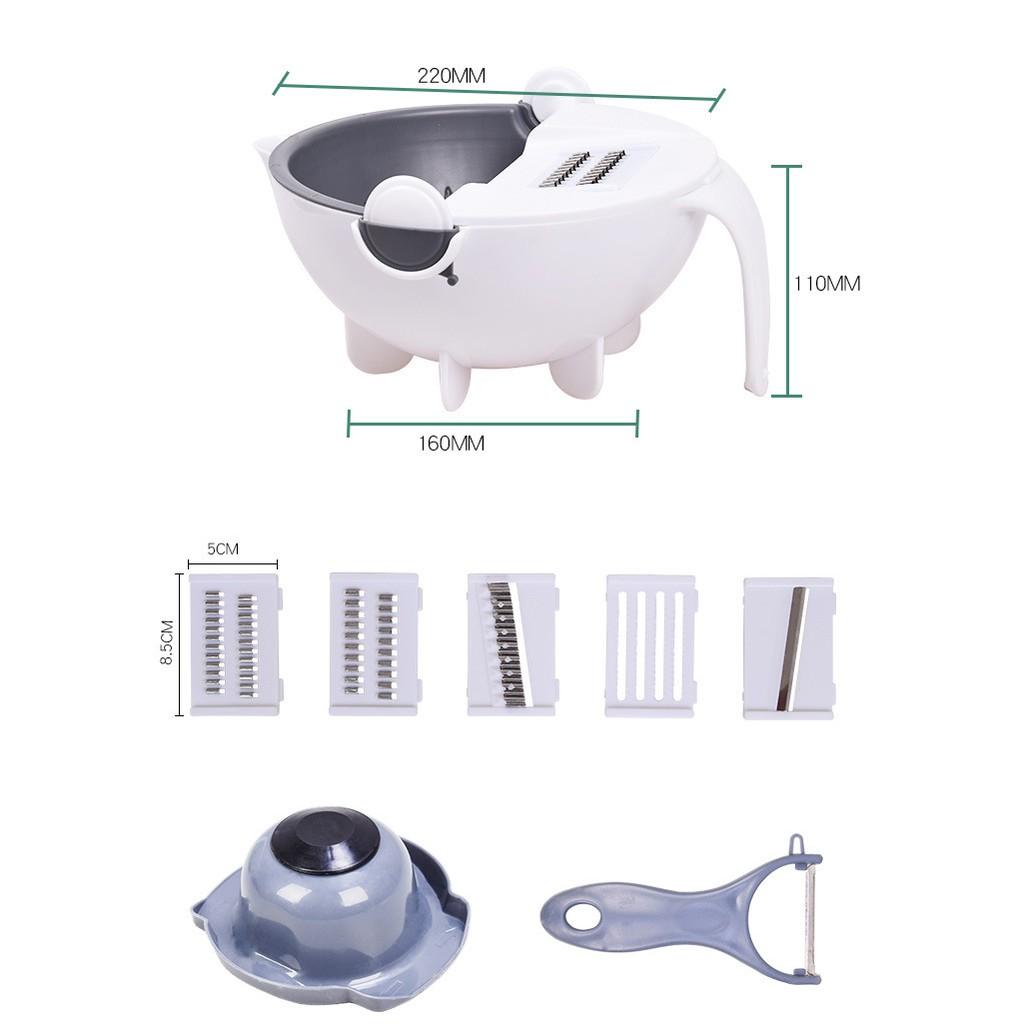 خرید دستگاه دستی سالادساز و آبکش چندکاره