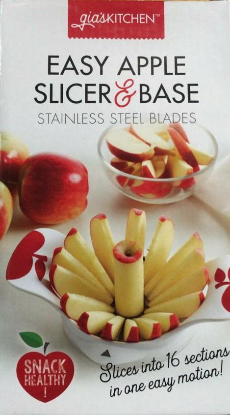 خرید پستی  اسلایسر سیب و صیفی جات 16تیغه ای