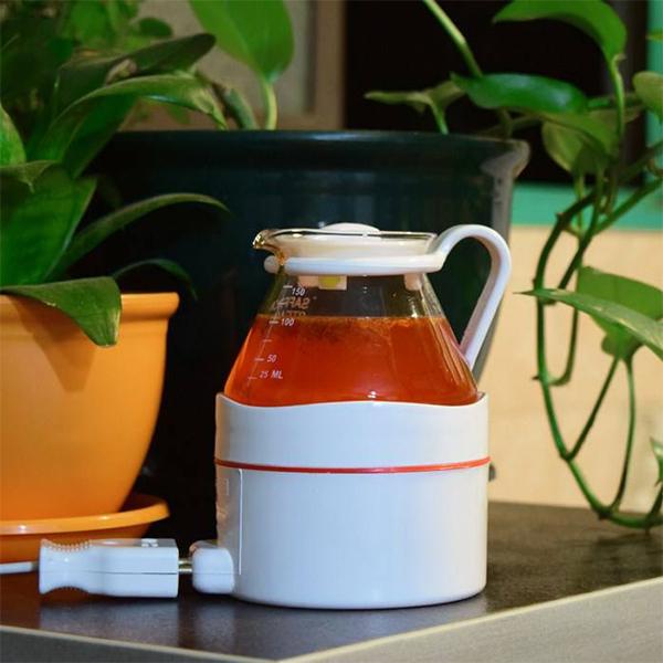 خرید اینترنتی دستگاه دم کن برقی زعفران و  انواع دم نوش و مایعات
