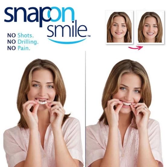 عکس محصول لمینت متحرک دندان تک فک Snap On Smile