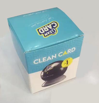 عکس محصول دستگاه ضد عفونی کننده کارت کلین