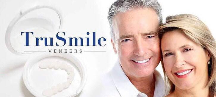 لمینت متحرک ترو اسمایل+هدیه نوار چسب سفید کننده دندان