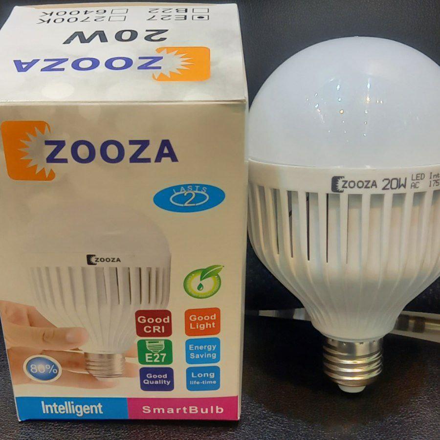 لامپ LED هوشمند شارژی ZOOZA 20W