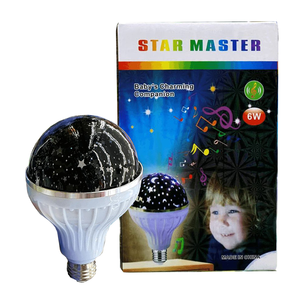 لامپ پروژکتور LED ستاره