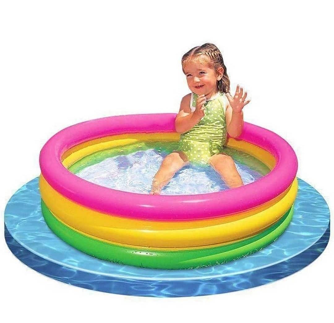 استخر بادی اینتکس Intex inflatable pool